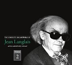 The Complete Organ Works of Jean Langalais, Volume 2, CDs 3&4