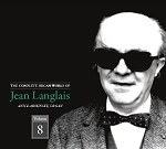 The Complete Organ Works of Jean Langalais, Volume 8, CDs 15&16