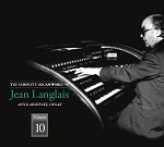 The Complete Organ Works of Jean Langalais, Volume 10, CDs 19&20