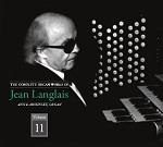 The Complete Organ Works of Jean Langalais, Volume 11, CDs 21&22