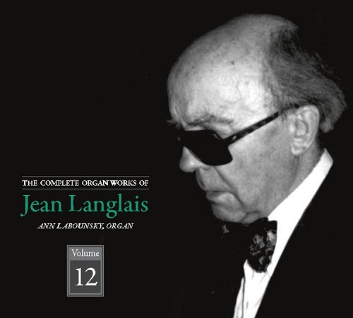 The Complete Organ Works of Jean Langalais, Volume 12, CDs 23&24